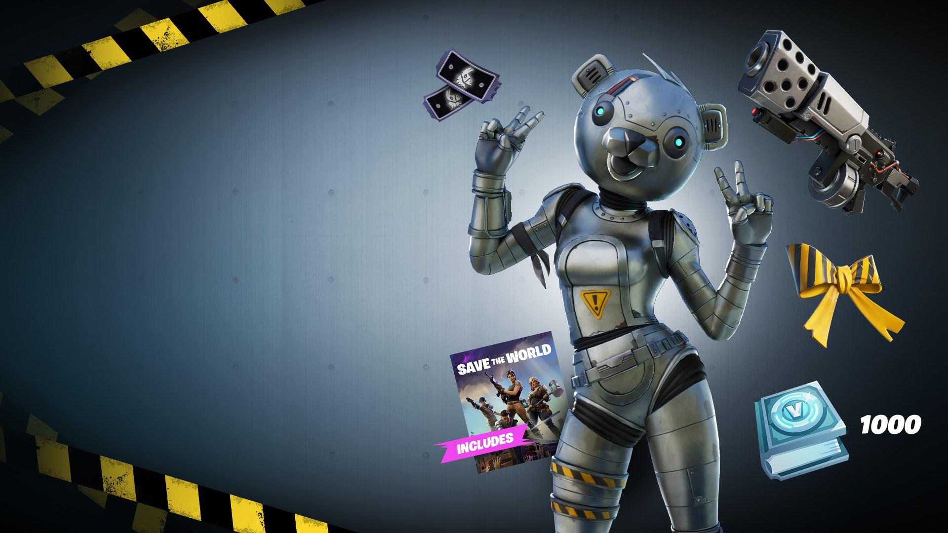 Buy Fortnite   Metal Team Leader Pack   Microsoft Store 1920x1080