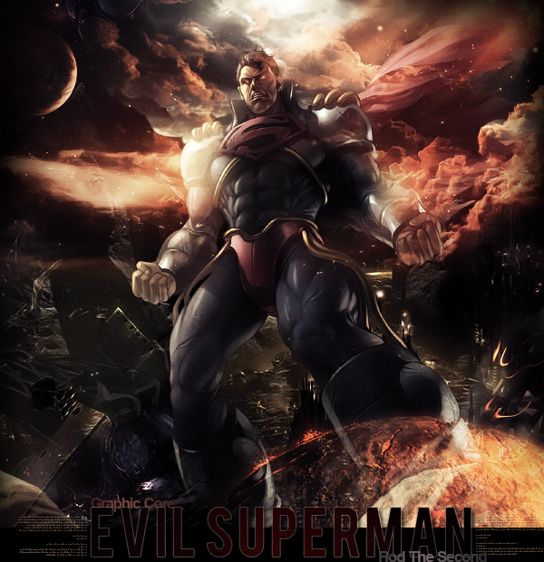evil superman wallpaper hd - photo #9