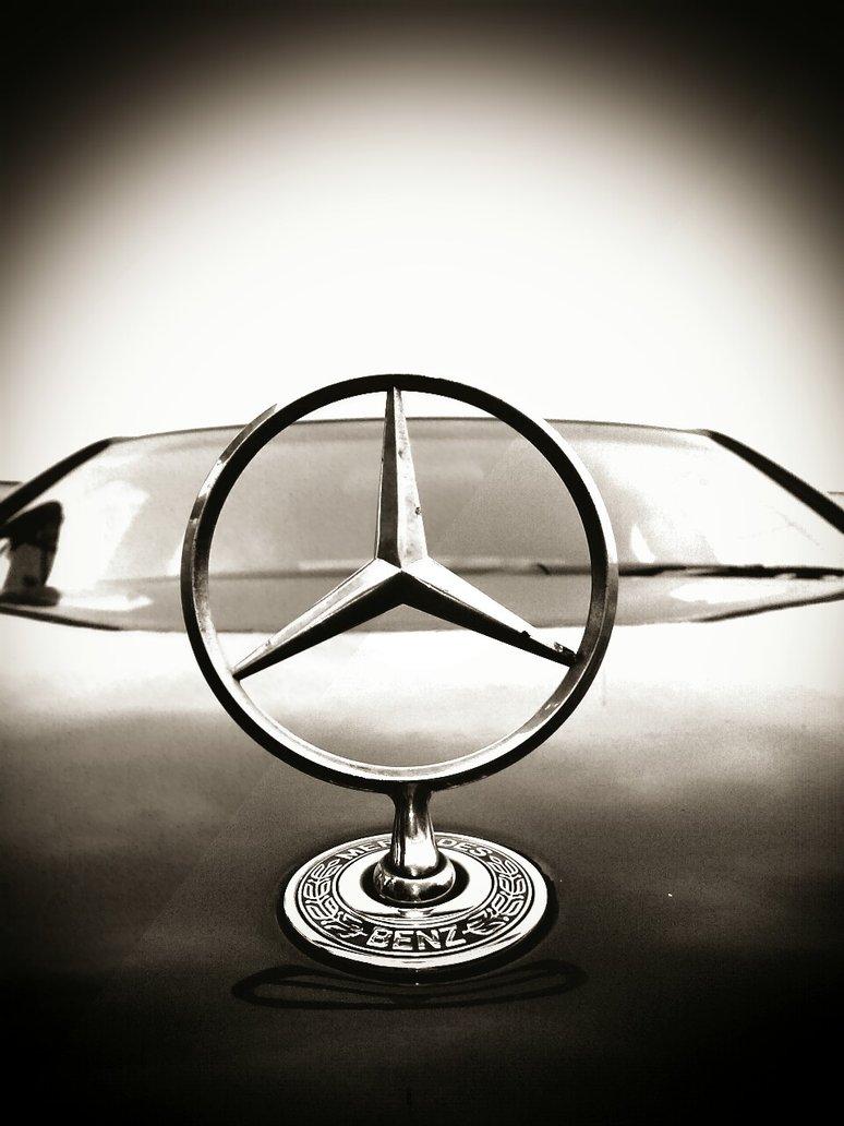 Mercedes Logo Wallpaper 774x1032