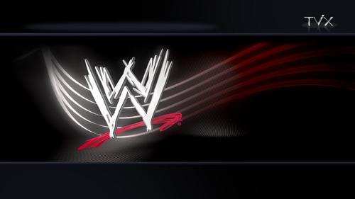 Wrestling Hits WWE Logo Wallpaper 500x281