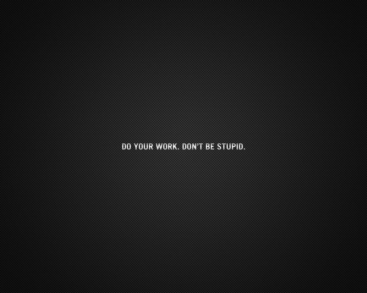 advice wallpaper 1280x1024
