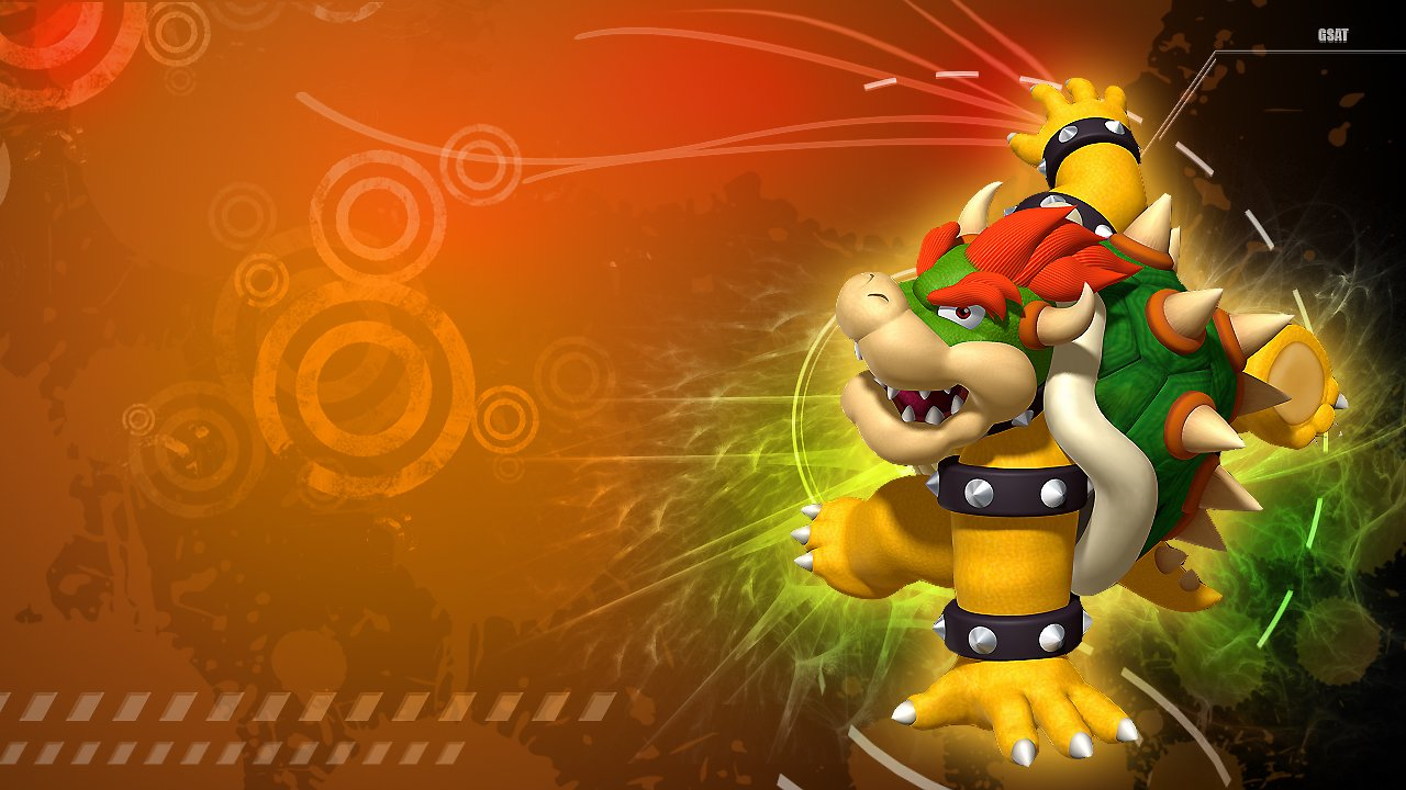 Hd Background Wallpaper 800x600: Bowser Wallpaper HD