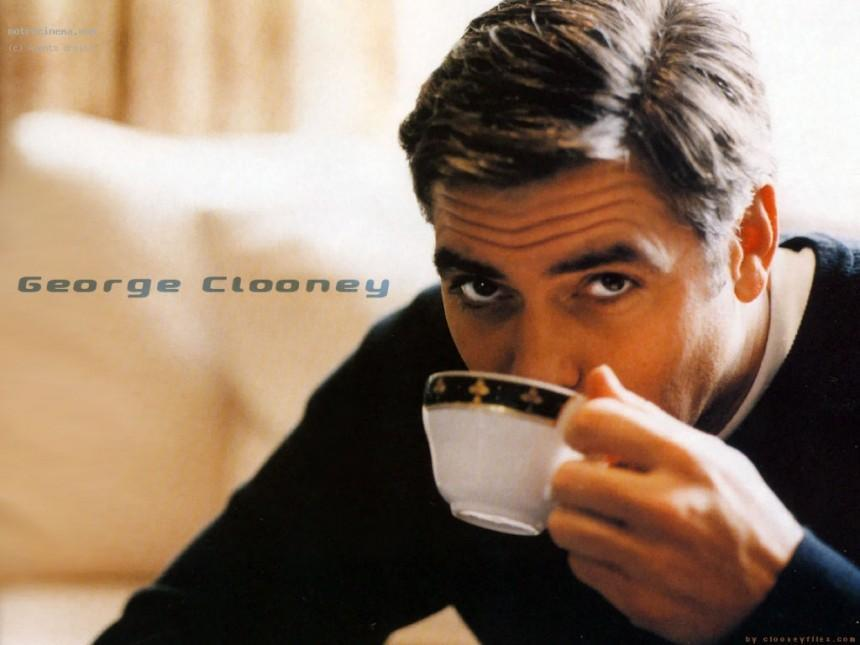 George Clooney Wallpaper Nespresso Photo Shared By Waldon120 860x645