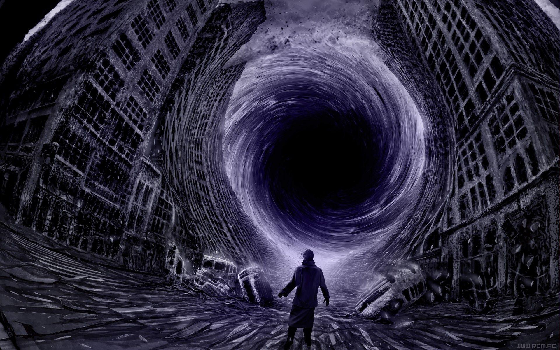 Black Hole Wallpaper 25   1920 X 1200 stmednet 1920x1200