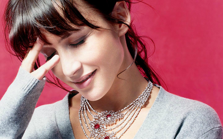 Sophie Marceau: Hd Wallpapers - Celebrity HD