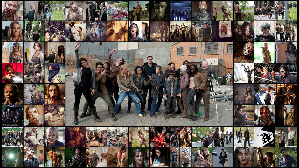The Walking dead AMC background by AmanDaMoustache 1191x670