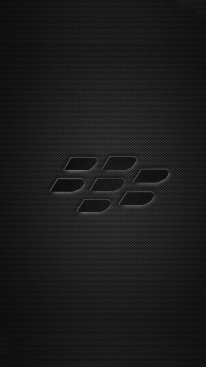 Blackberry 10 wallpapers wallpapersafari blackberry wallpaper for blackberry carbon logo wallpaper for personal 720x1280 voltagebd Choice Image