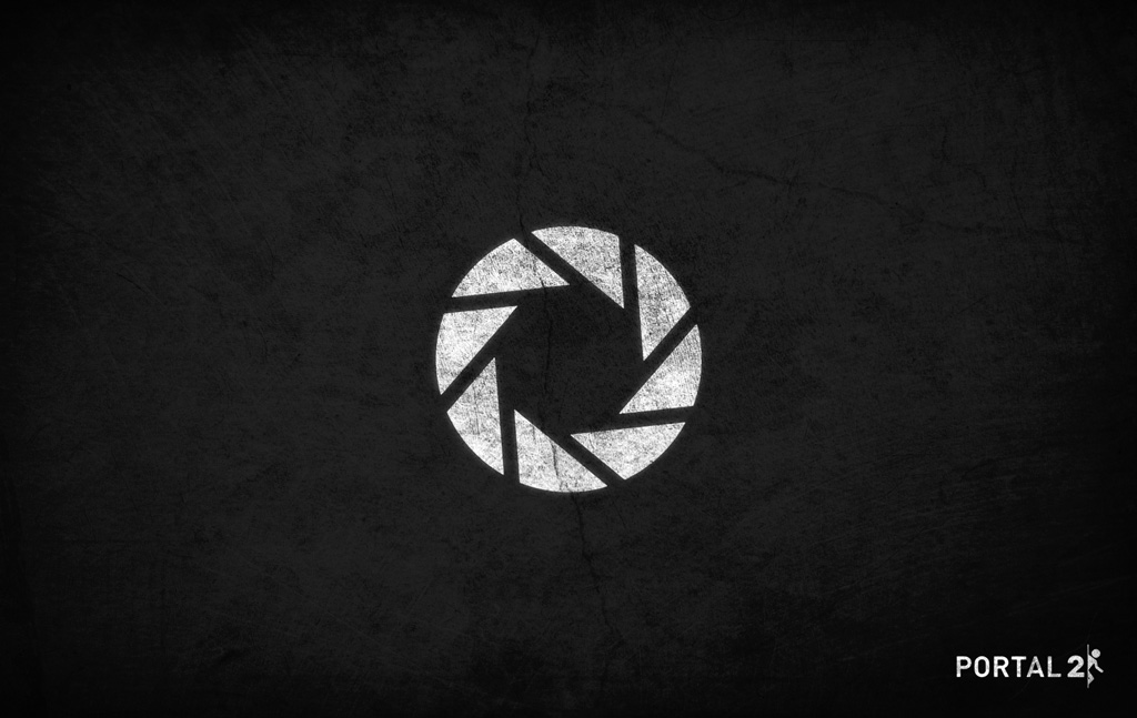 Portal 2 Backgrounds 1024x647