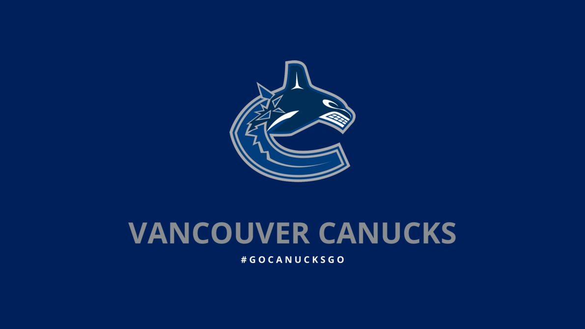 Minimalist Vancouver Canucks wallpaper by lfiore 1191x670