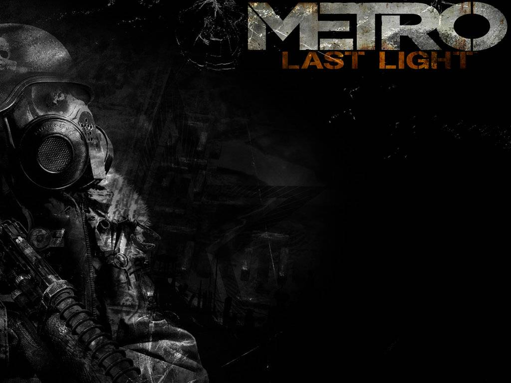 Wallpapers HD Wallpapers Metro Last Light   Game 2013 1024x768