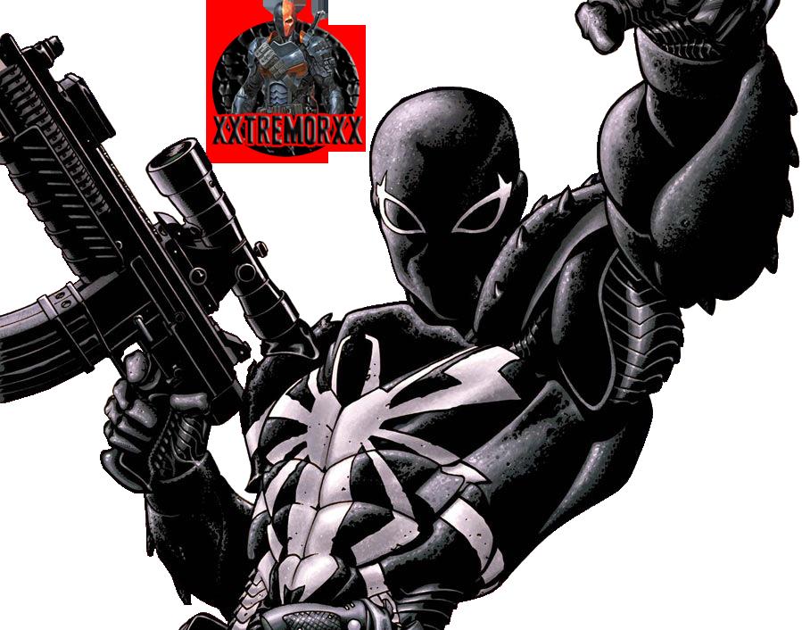 Agent Venom 2   Render by xXTremorXx 899x706