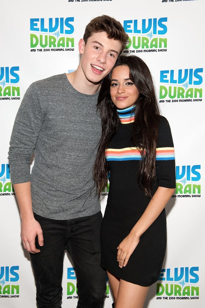 Camila Cabello and Shawn Mendess Cutest Pictures POPSUGAR Latina 682x1024