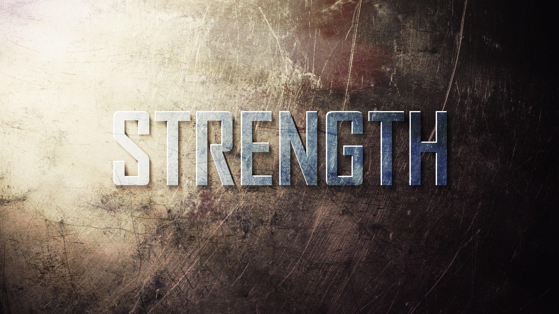 Strength Wallpaper 42237 1920x1080