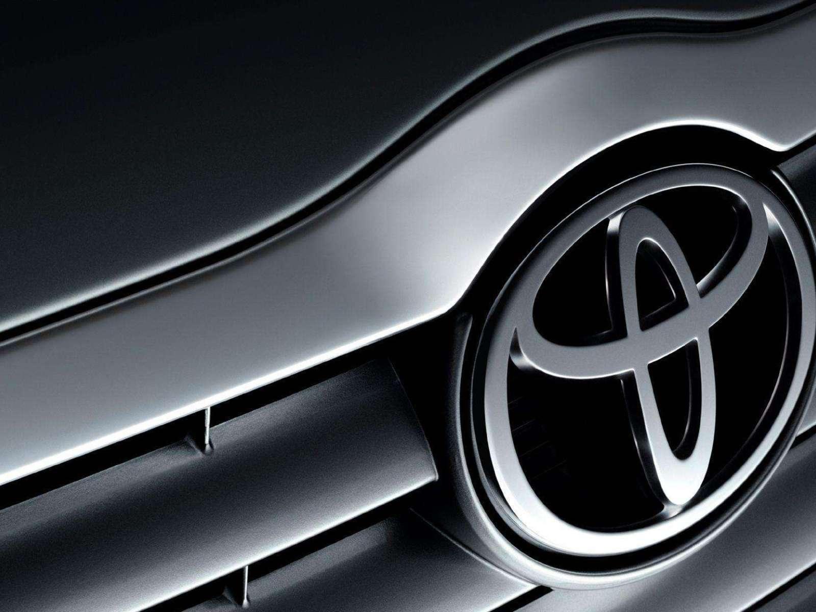 Toyota Logo Wallpapers 1600x1200