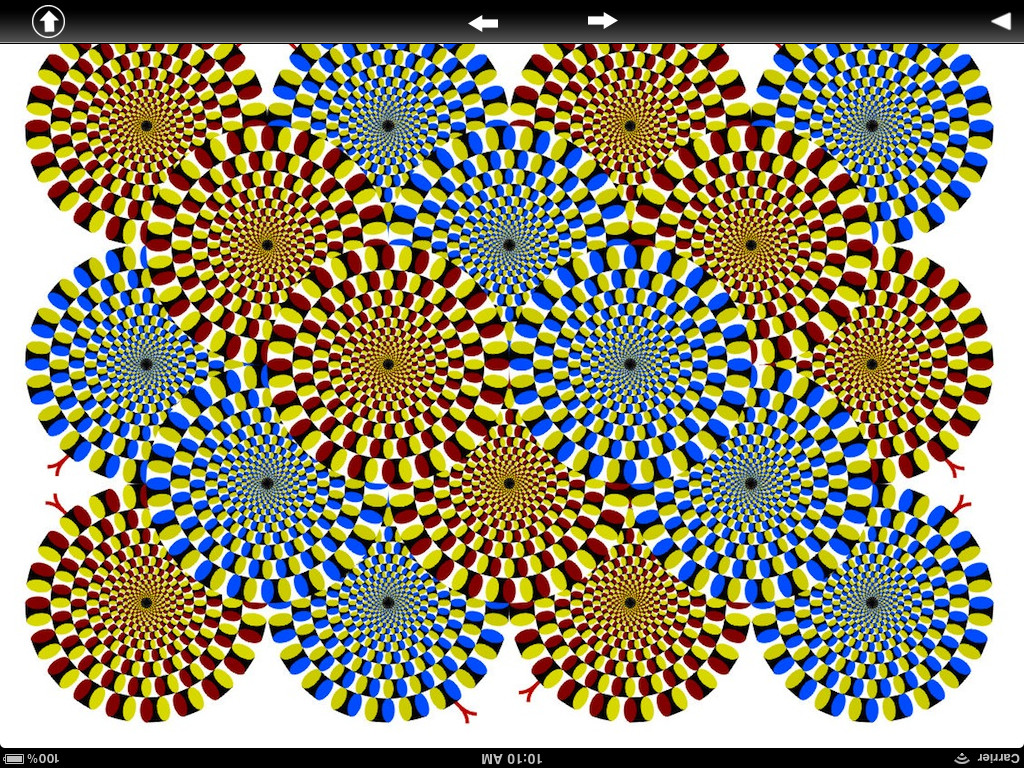 49+ iPad HD Wallpaper Optical Illusion on WallpaperSafari