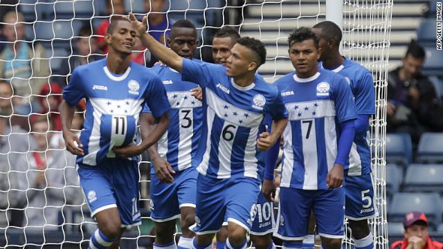 Honduras National Football Team Background 8