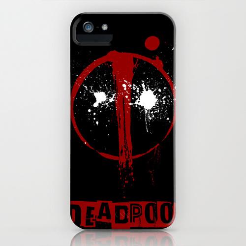 Deadpool Iphone 5 Case Deadpool iphone ipod case 500x500