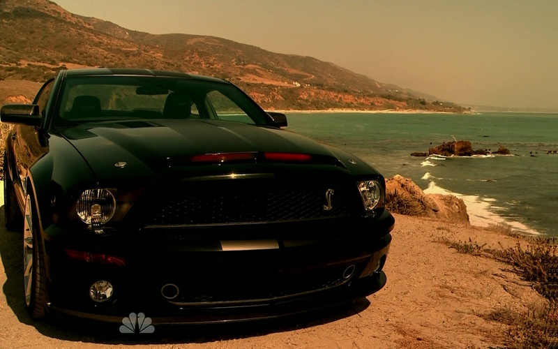 cars ford mustang knight rider 1680x1050 wallpaper Cars Ford HD 800x500