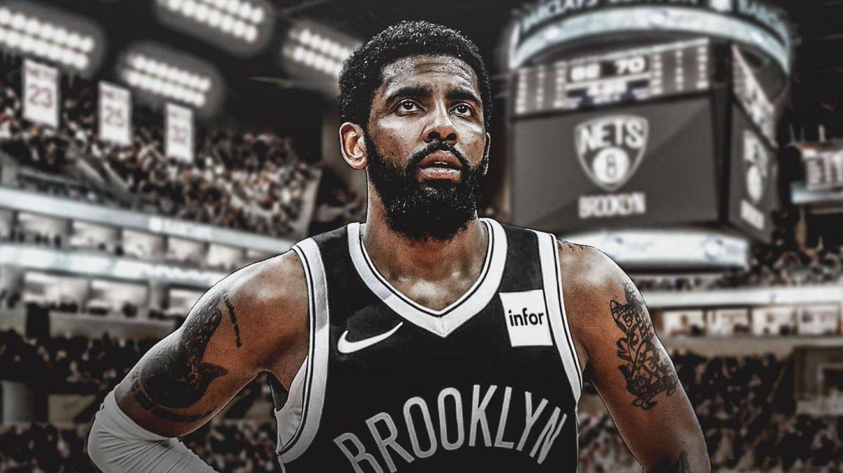 Kyrie Nets Wallpapers   Top Kyrie Nets Backgrounds 1200x673