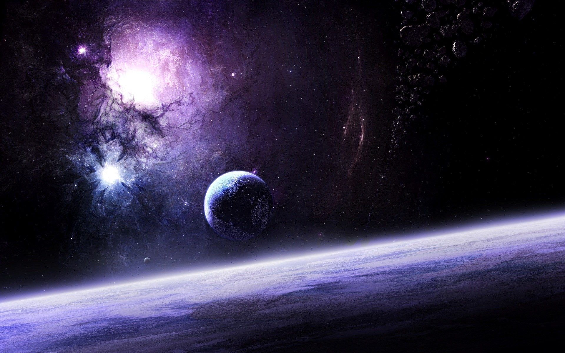 space hd high resolution widescreen backgrounds 1920x1200 1920x1200