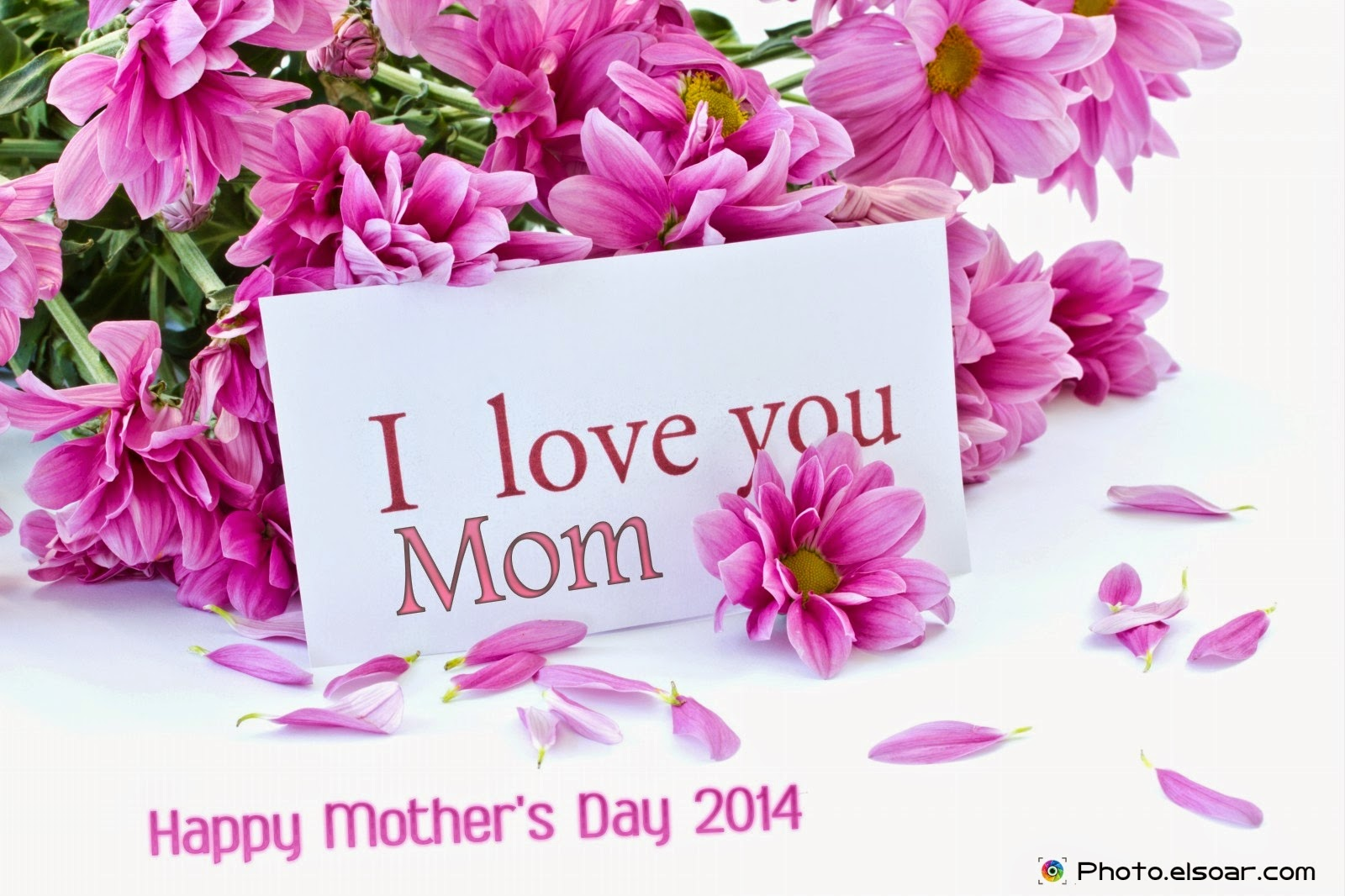 Love You Mom Mothers Day Wallpaper 1600x1066