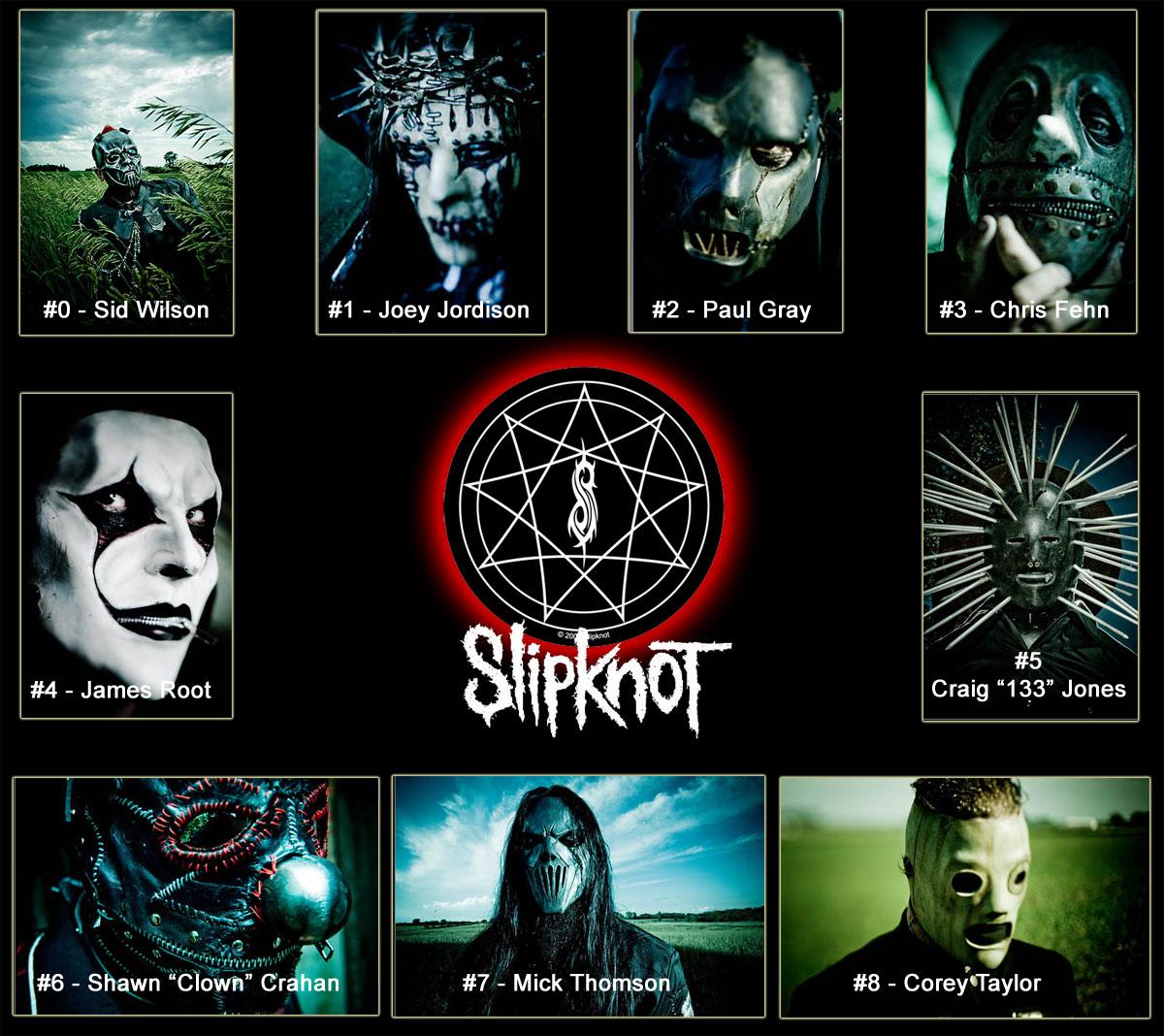 Slipknot Desktop Wallpapers FREE on Latorocom 1200x1068