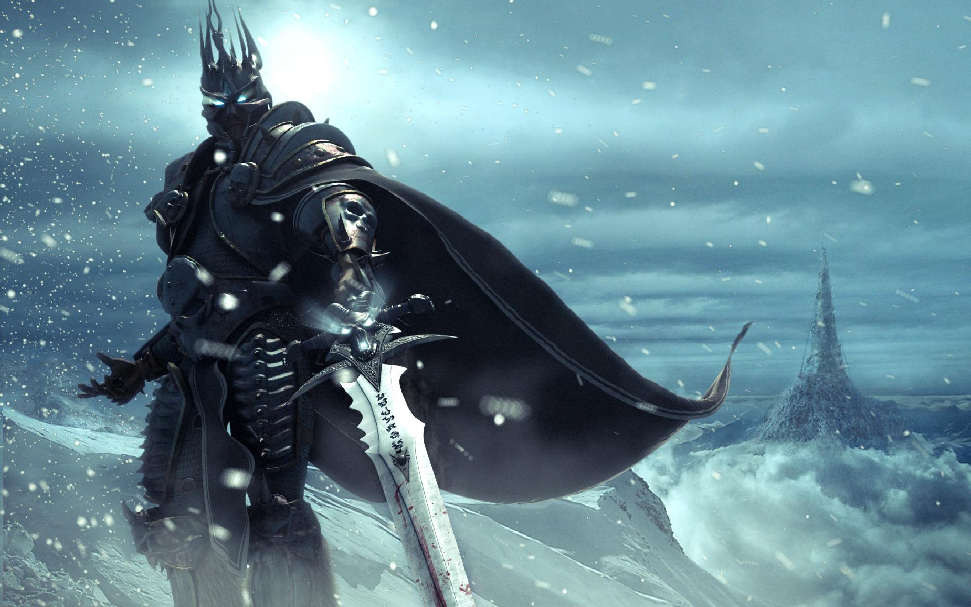 WOW Death Knight Wallpaper - WallpaperSafari