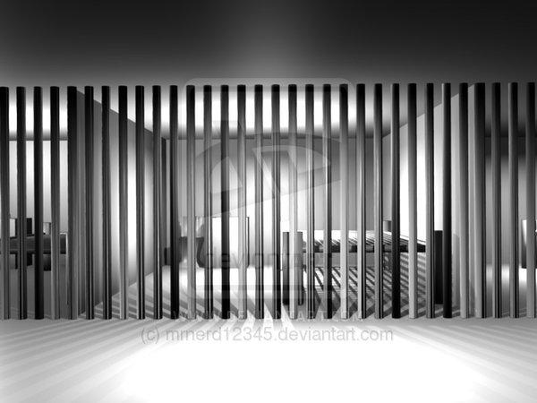 Jail Cell Wallpaper 600x450
