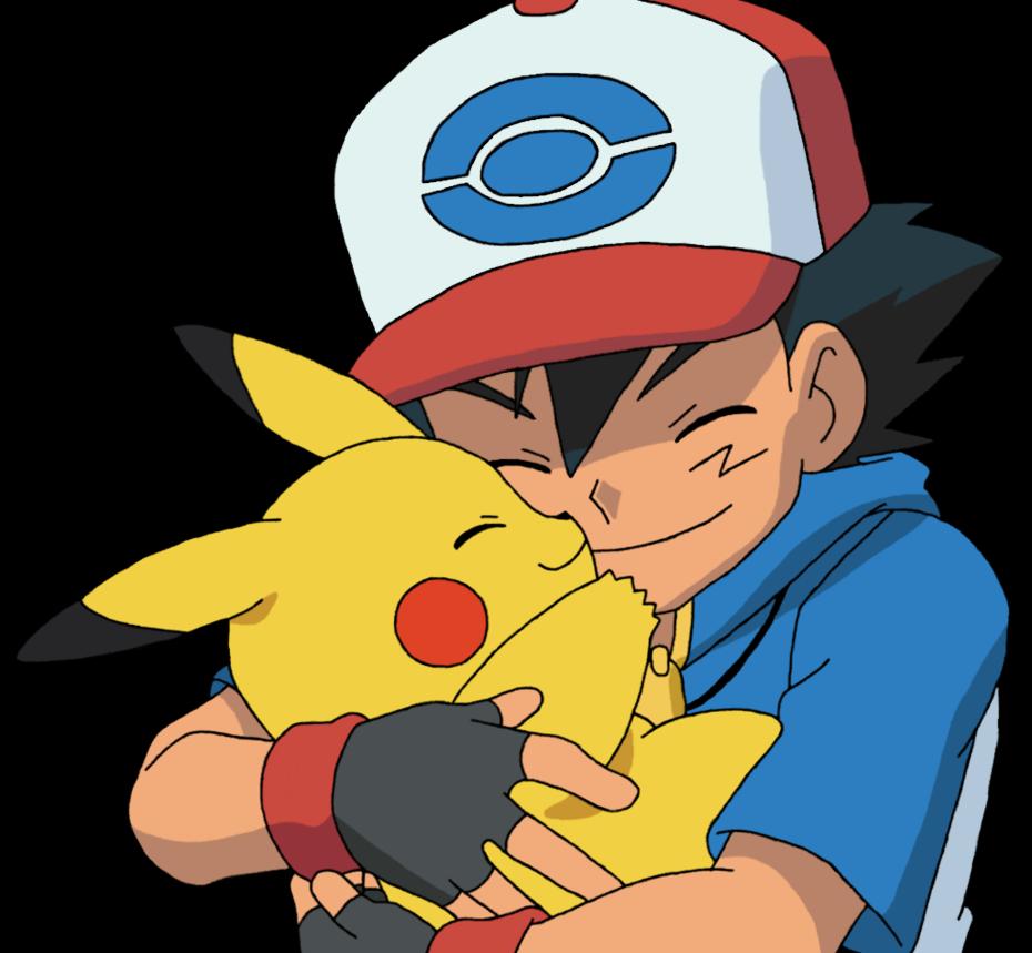 Ash and Pikachu 3 by Yodapee 930x859