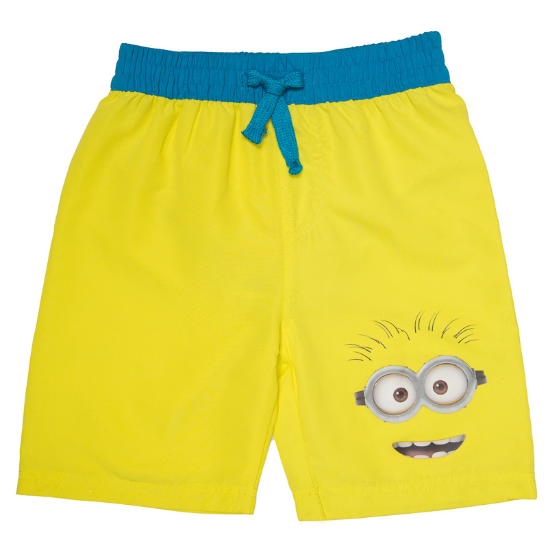 299021 Minions Yellow Surf Shorts1jpg 800x800