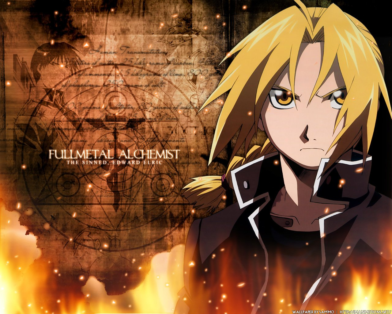 Fullmetal Alchemist Brotherhood Wallpaper hd images 1280x1024