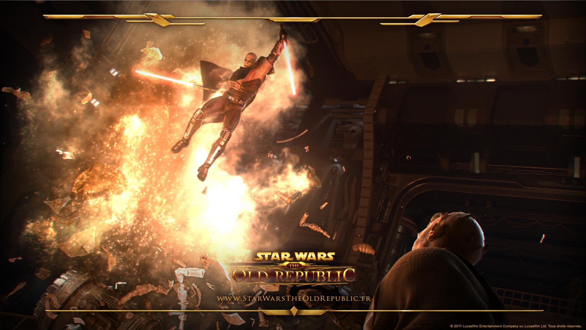 Free Download Fond Dcran Du Jeu Star Wars The Old Republic