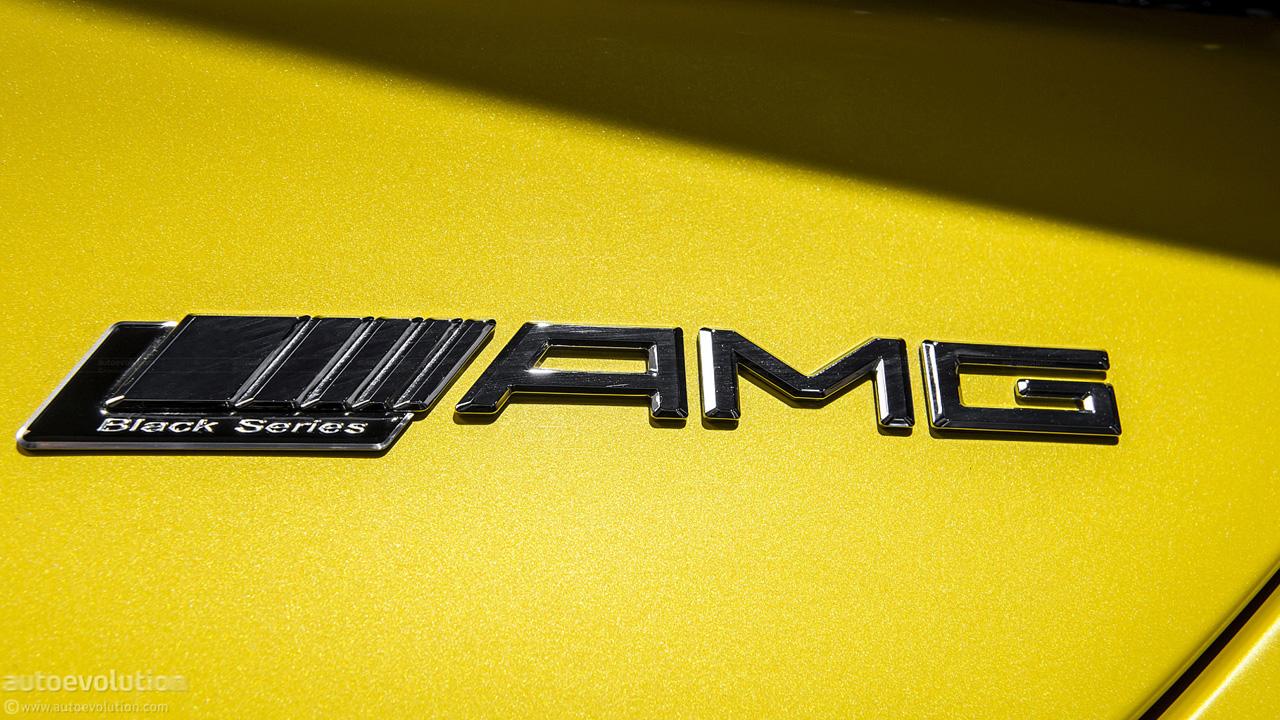 AMG Logo Wallpaper 1280x720