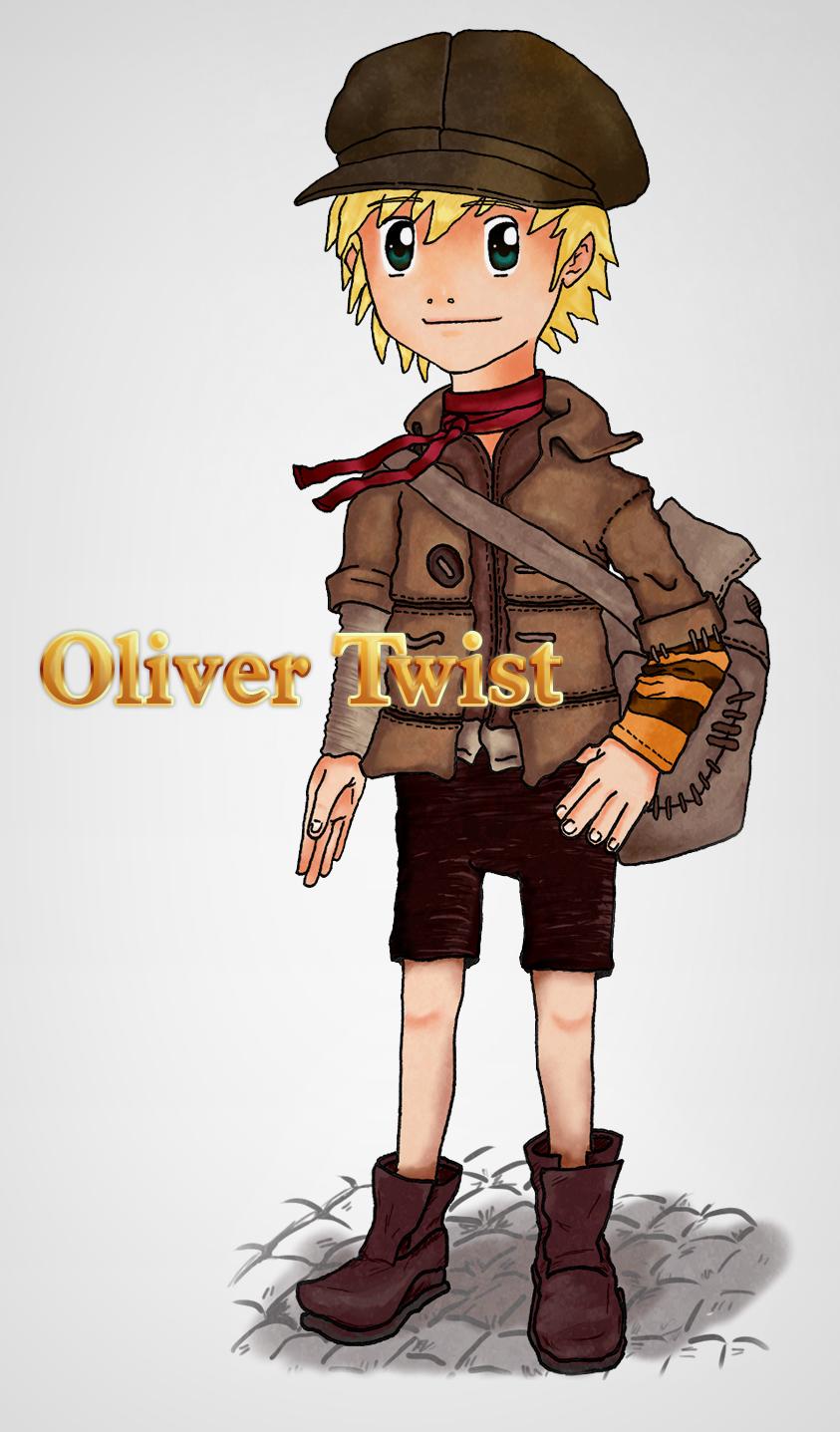 Oliver Twist by KIMADRID 843x1437