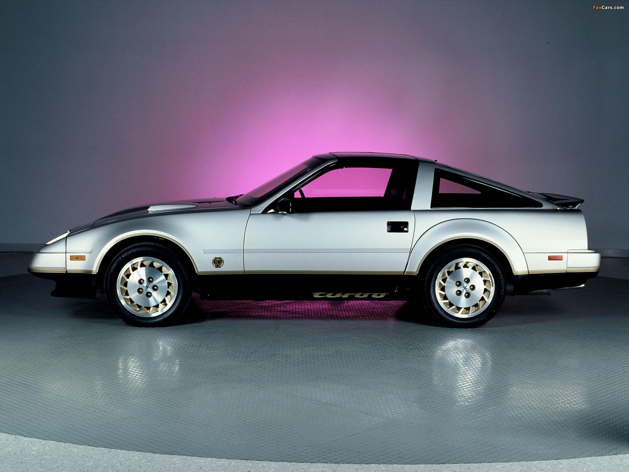 Nissan 300ZX 50th Anniversary Z31 1984 wallpapers 2048x1536 2048x1536