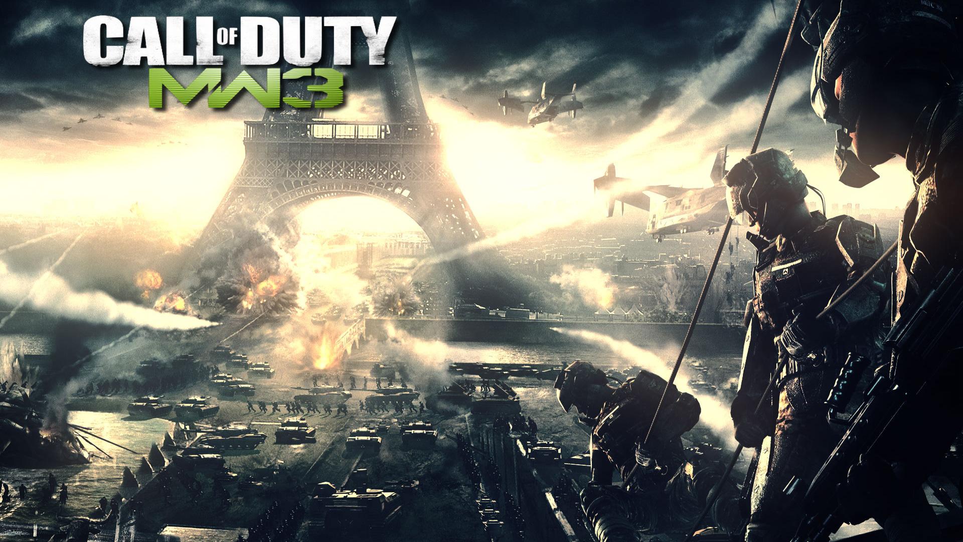 Free Download Call Of Duty Modern Warfare 3 Wallpaper In