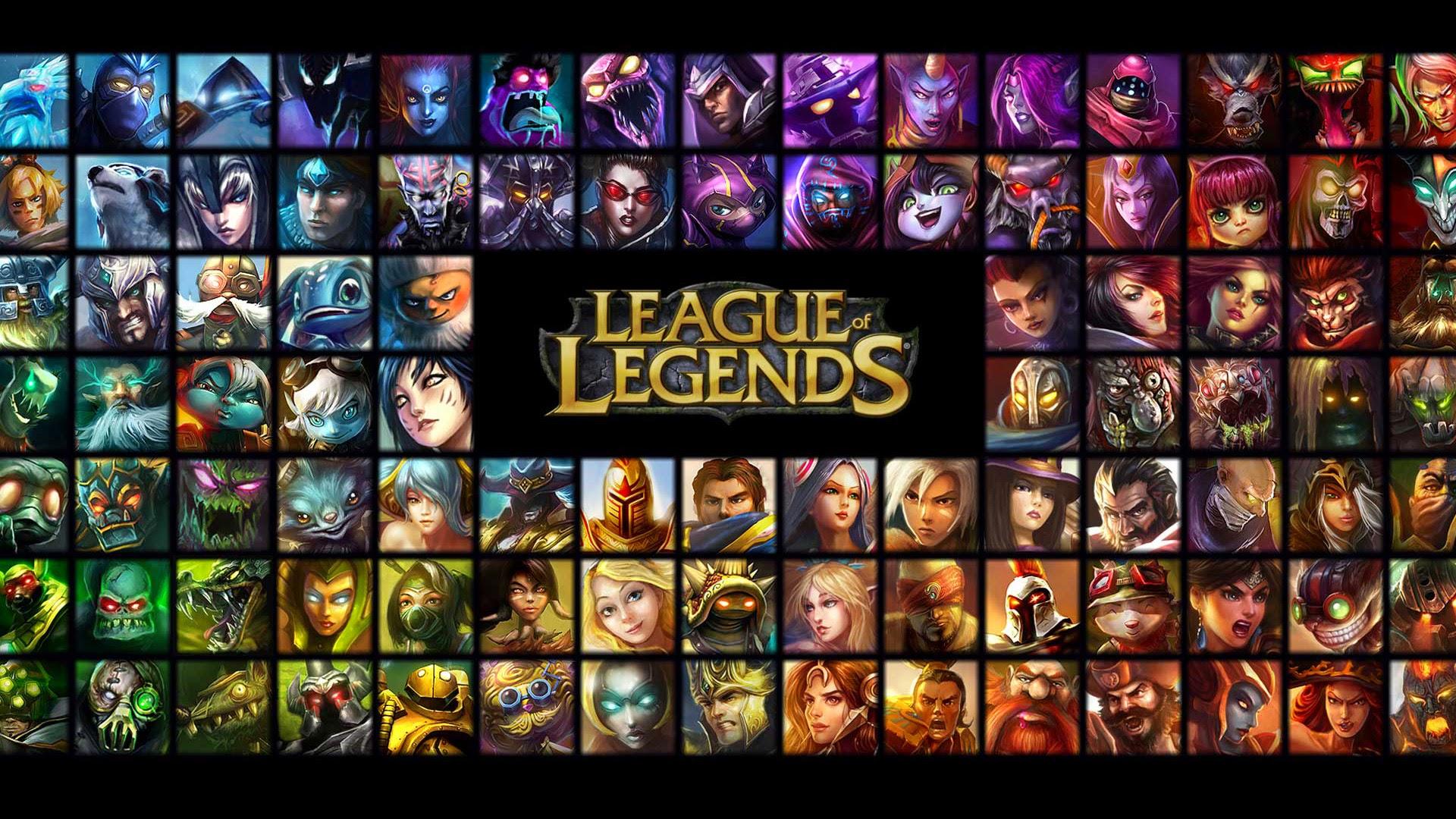 Free Download League Of Legends Lol Champion Hd Wallpaper