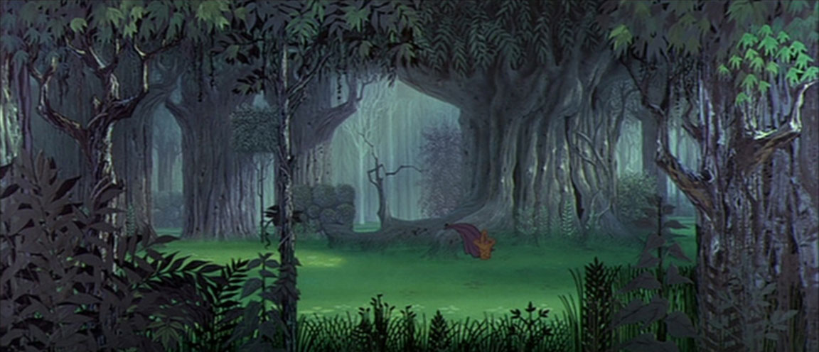 Empty Backdrop from Sleeping Beauty   disney crossover Image 29246116 1152x496