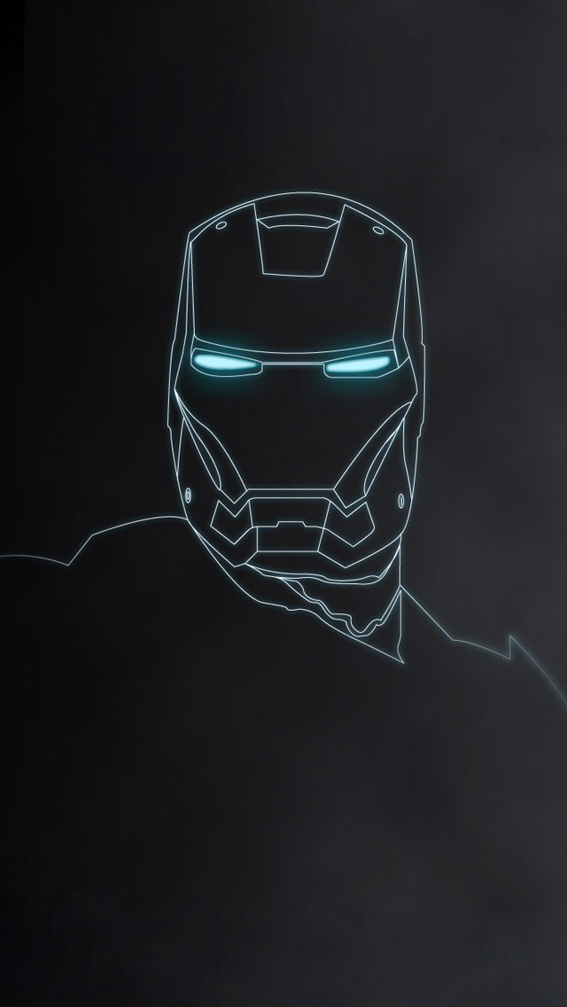 iPhone 5 wallpapers HD   Iron Man 3 Movie Backgrounds 640x1136