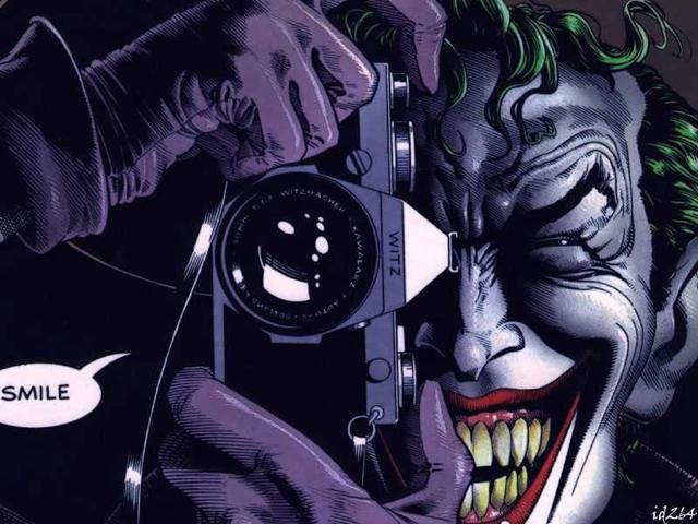 The Killing Joke Joker Wallpaper The joker the killing joke 640x480