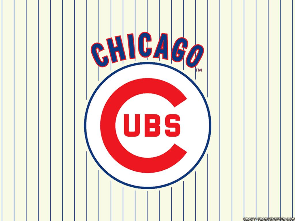 chicago cubs wallpaper border