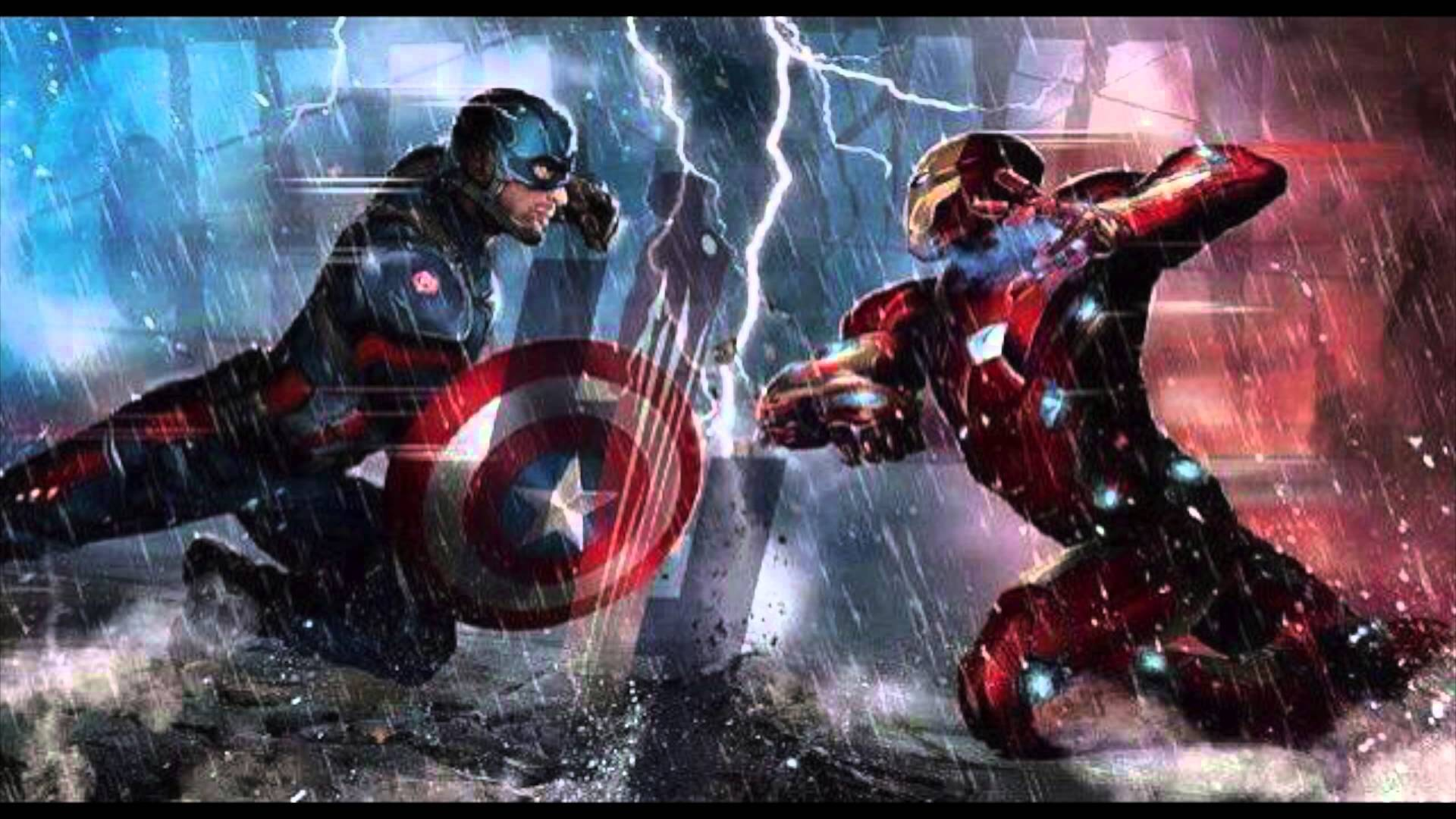 Pics Photos - Marvel Civil War Desktop Wallpaper Pictures