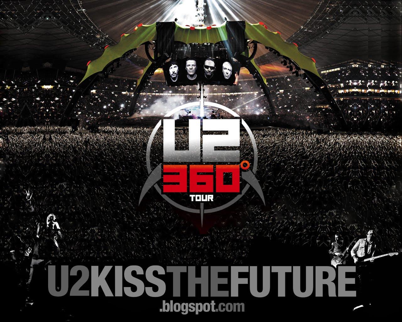 U2 Kiss The Future Mxico U2 Kiss The Future Wallpapers   360 Tour 1280x1024