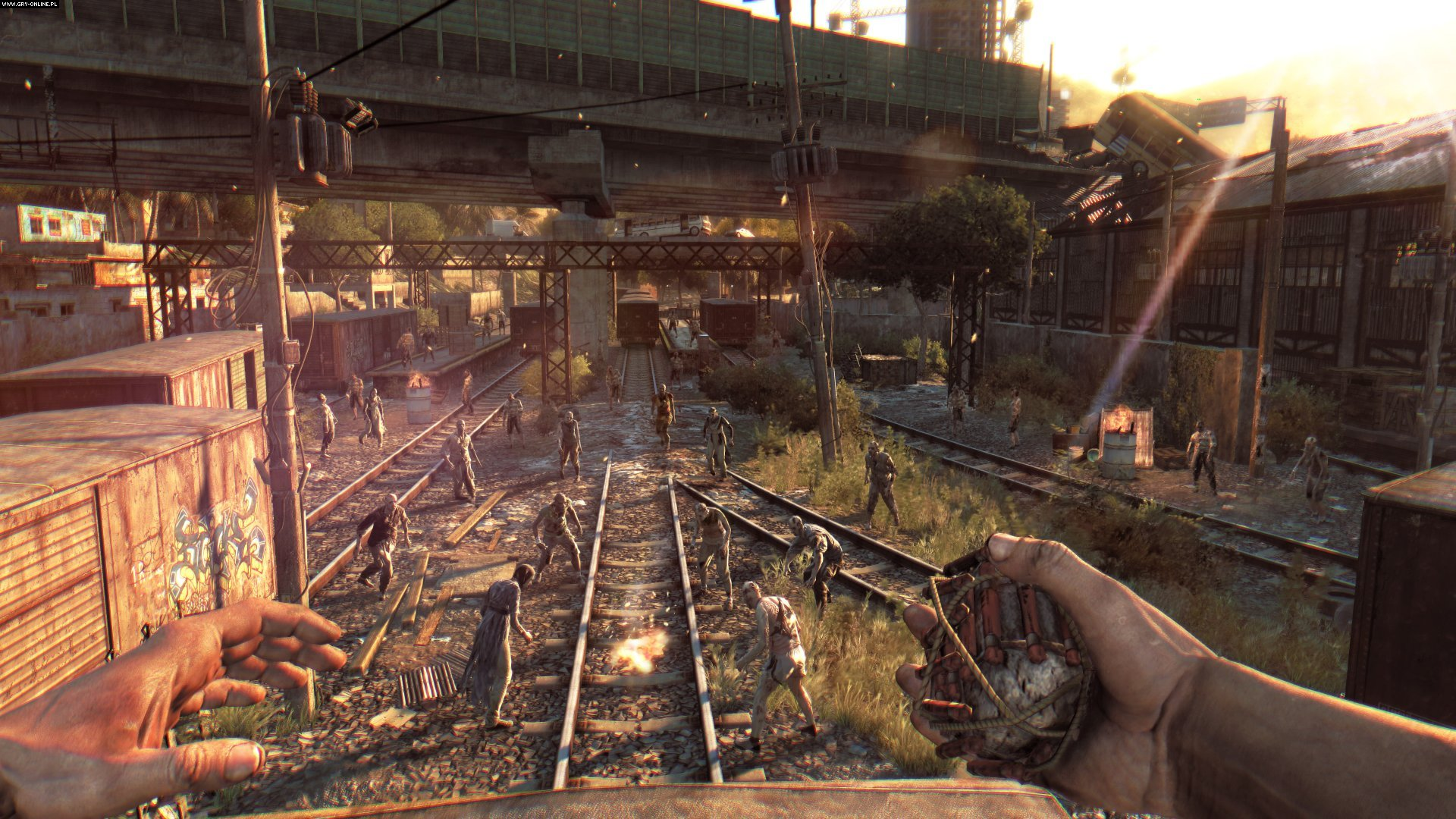 on October 20 2015 By Stephen Comments Off on Dying Light Wallpapers 1920x1080