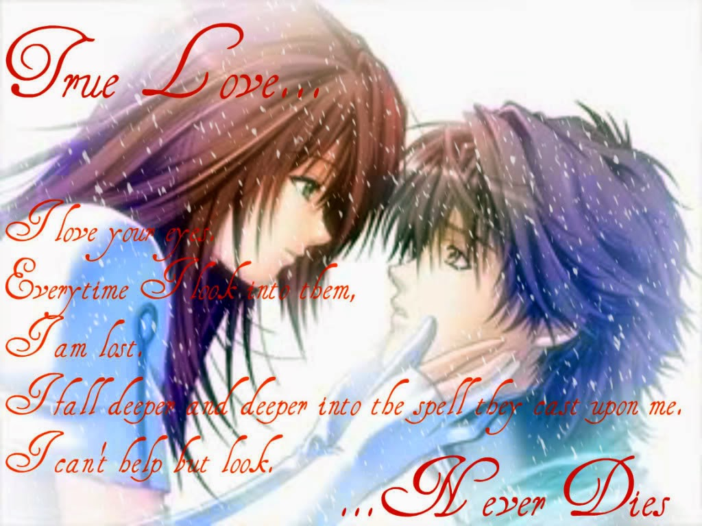 Free download Anime Love Quotes Wallpaper [1024x768] for ...