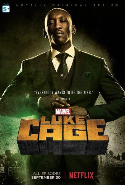 Luke Cage   Netflix images Luke Cage   Promotional Posters 402x595