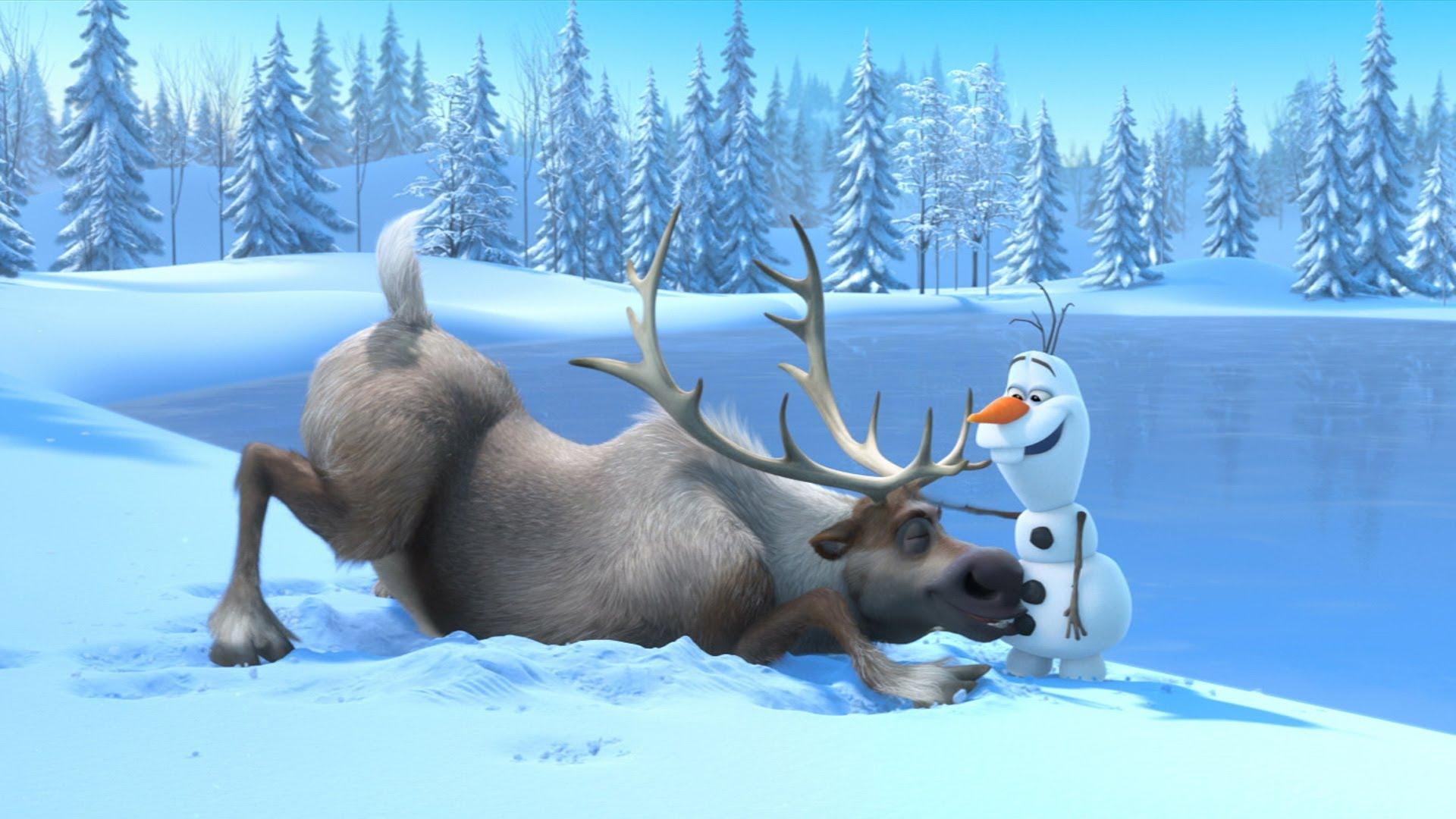 Download Foto Olaf Frozen   Berita Download 1920x1080