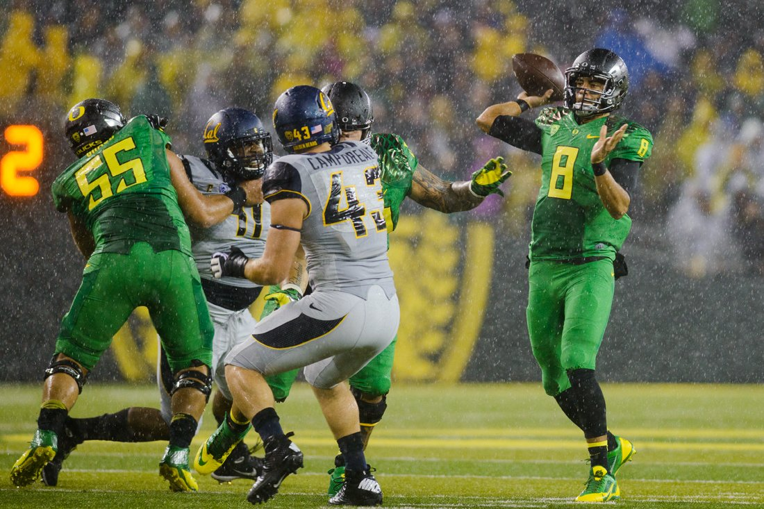 Marcus Mariota Oregon Ducks Wallpaper - WallpaperSafari