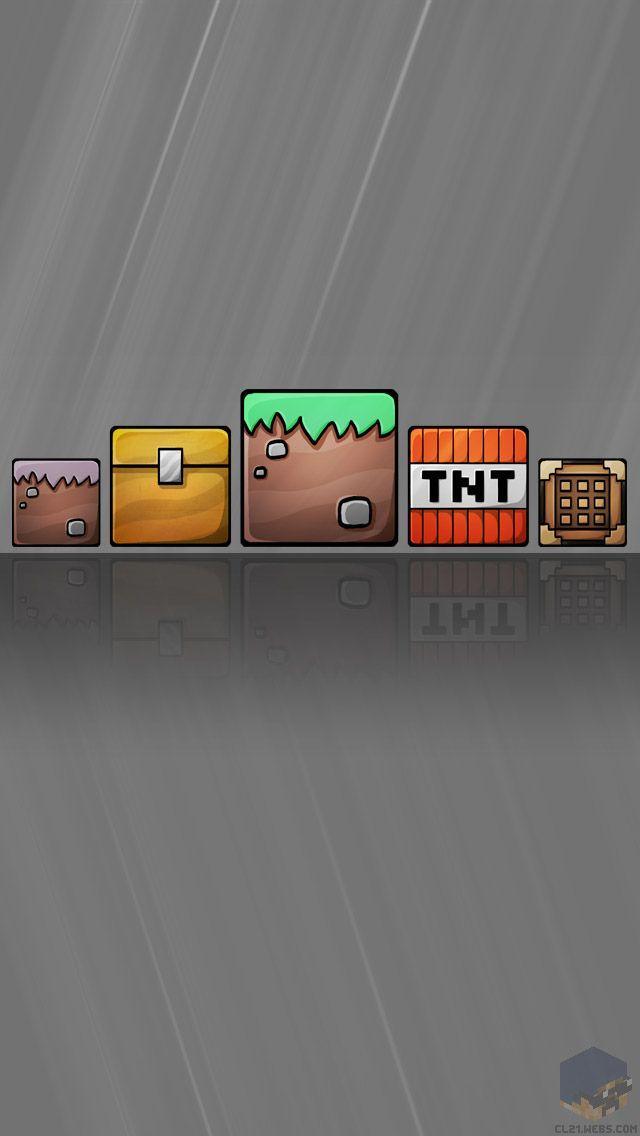 Minecraft IPhone Wallpaper Elijah Pinterest 640x1136