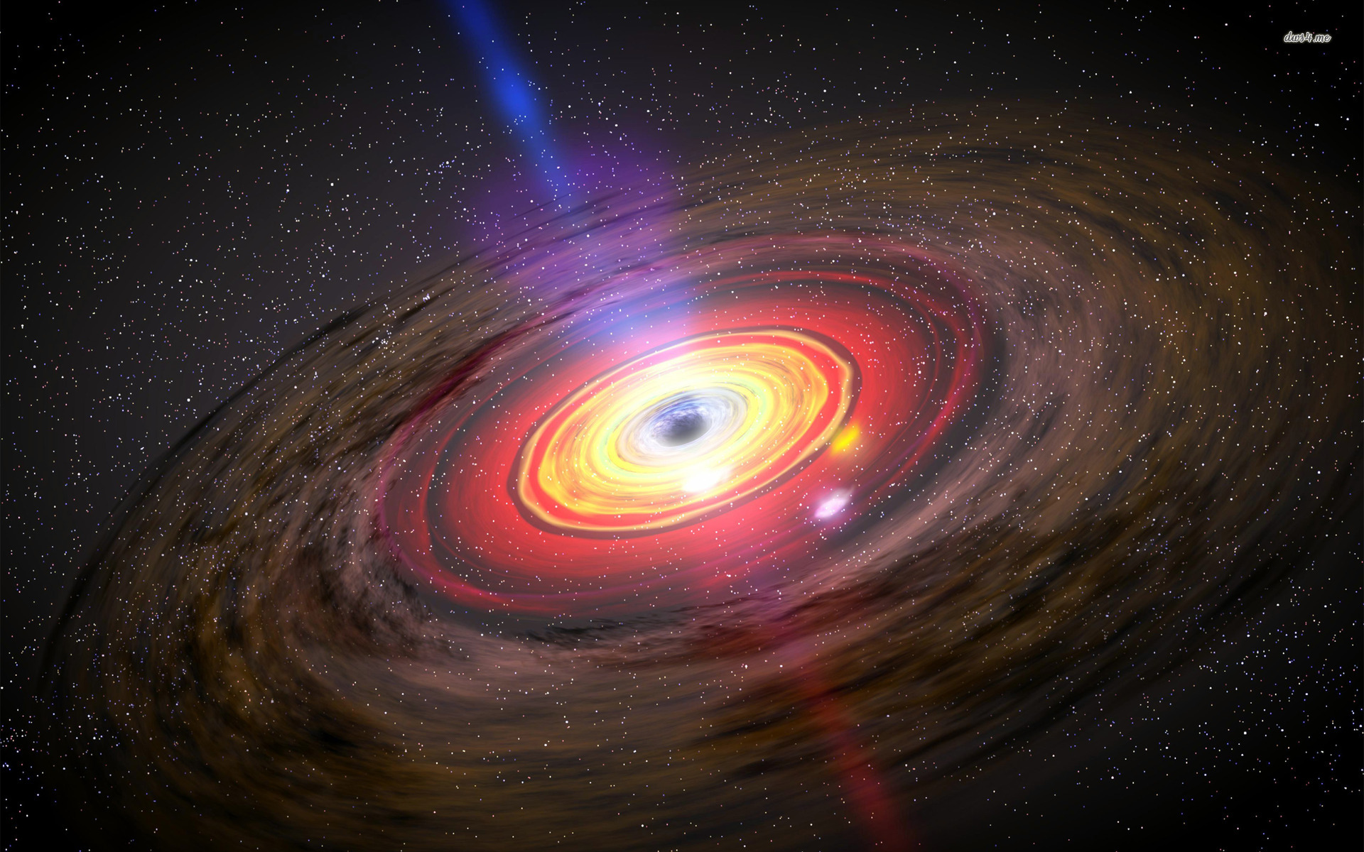 Black hole star gravity space 1920x1200 Wallpaper and Stock 1920x1200